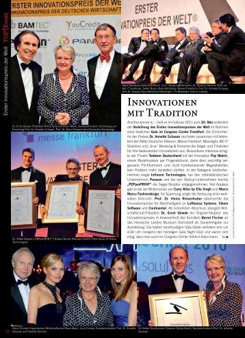 Innovationen mit Tradition - TOP Magazin Frankfurt TOP Magazin ...
