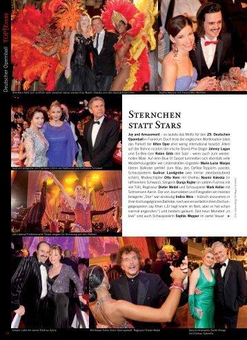 Deutscher Opernball 2011 - TOP Magazin Frankfurt