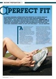 Voted best running insole RUNNING fitness Magazin - currex