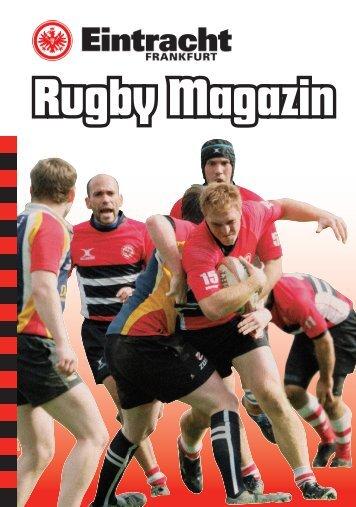 Rugby Magazin - Eintracht Frankfurt e.V.