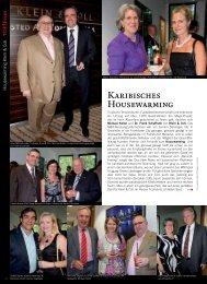Housewarming Klein und Coll. - TOP Magazin Frankfurt