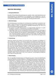 Nadelfilz - Hans Schudel GmbH