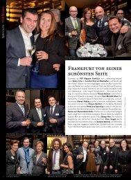 Frankfurt von seiner schönsten Seite - TOP Magazin Frankfurt