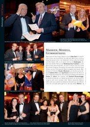 Marken, Models, Gummistiefel - Marketing Club Frankfurt
