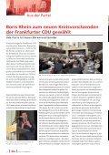 FRANKFURTmagazin - Dr. Bernd Heidenreich - Seite 4