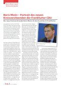 FRANKFURTmagazin - Dr. Bernd Heidenreich - Seite 6