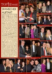 TOP Event - TOP Magazin Frankfurt