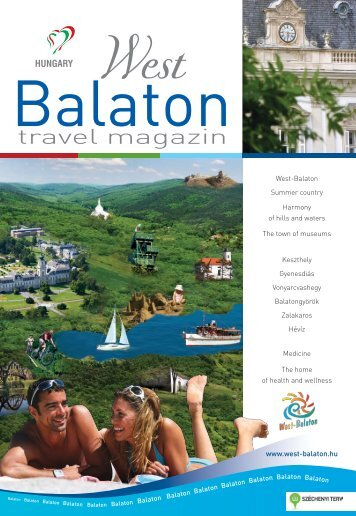 travel magazin - West-Balaton