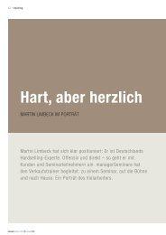 Hart, aber herzlich - Martin Limbeck