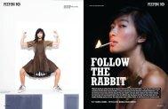 10 Magazine 2012 - musique couture