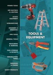 TOOLS & EQUIPMENT - Midland Fixings Group