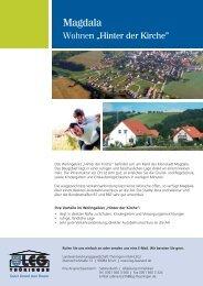 Magdala - Landesentwicklungsgesellschaft Thüringen mbH