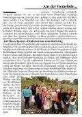 Amtliche Mitteilungen - Kirchspiel Magdala/Bucha - Page 3