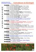 Amtliche Mitteilungen - Kirchspiel Magdala/Bucha - Page 7