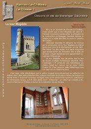 La tour Magdala - Rennes-Le-Château - Le Dossier