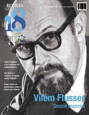 Dossiê especial. Revista de Cultura Judaica - Mario Santiago