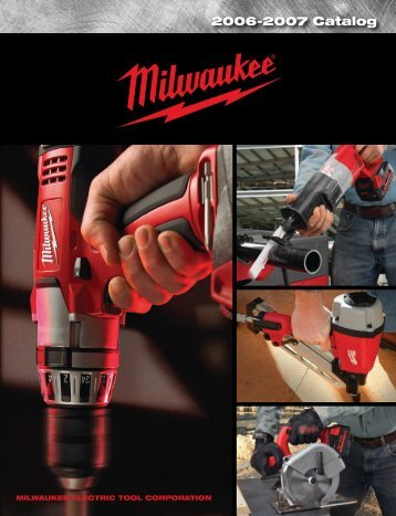 Milwaukee Catalog 2007.pdf