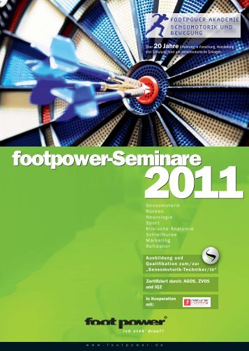 footpower-Seminare footpower-Seminare