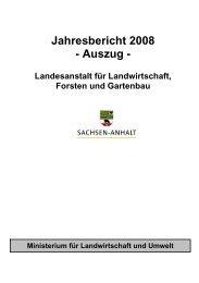Kurzdarstellung Versuche 2006 - Sachsen-Anhalt
