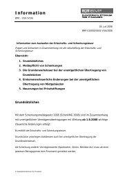 Information - WM AG