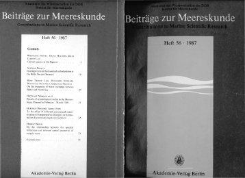 ademie-Verlag Berlin