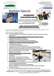 Biathlon-Special - Waldhotel