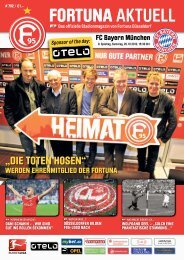 Download - Fortuna Düsseldorf