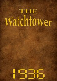 blind - Watchtower Archive