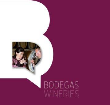 Capitulo BODEGAS - Oficina de Congresos de Burgos