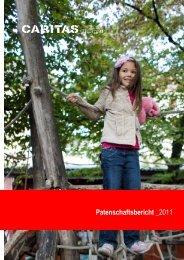 Patenschaftsbericht  2011 - Caritas Thurgau