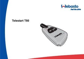 Telestart T80