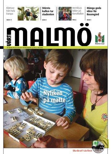 Nyfiken på matte - Malmö stad
