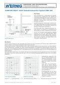 Erdwärmetauscher- und Luftverteilsystem COMFORT-VENT® EASY - Seite 3