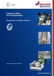 Praktischer Leitfaden für den Explosionsschutz - MAICO Ventilatoren