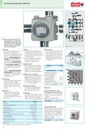 Helios Zentralentlüftungs-Box ZEB (PDF) - Helios (CH)