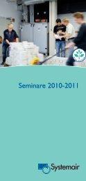 Seminare 2010-2011 - Systemair