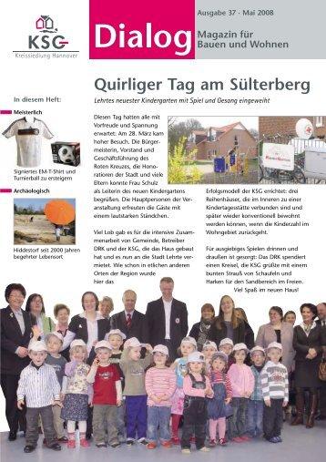 Quirliger Tag am Sülterberg - KSG