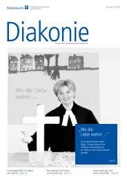 Lesen Sie mehr in der PDF-Ausgabe unserer - Evangelisches ...