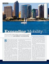 Expanding Mobility - AT&T