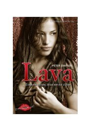 LAVA, Geschichten so heiß wie ein Vulkan - Christine Janson