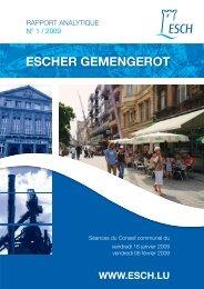ESH_COMMUNE_v1_BW 1..60 - Esch sur Alzette