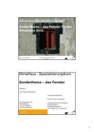 das Fenster - Manuel Benedikter