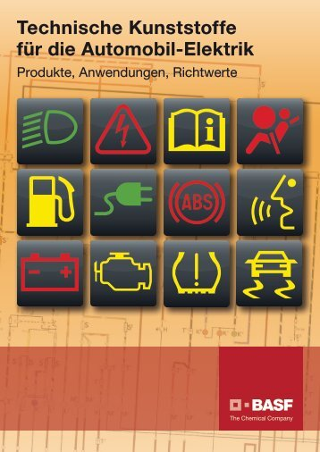 Technische Kunststoffe für die Automobil-Elektrik ... - BASF Plastics