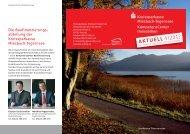 Newsletter 04 2012 - Kreissparkasse Miesbach-Tegernsee
