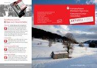 Newsletter 01 2012 - Kreissparkasse Miesbach-Tegernsee