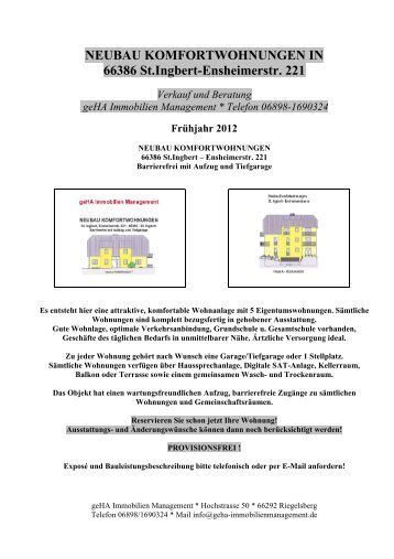 Details hier!!! - geHa Immobilien Management Hausverwaltung ...