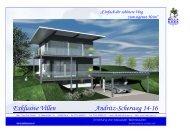 Exklusive Villen Andritz-Scherweg 14-16 - Bella Casa Bau GmbH