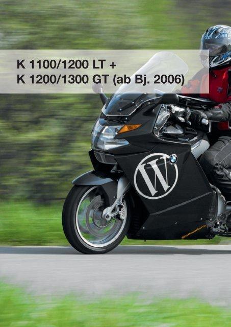 K 1100/1200 LT + K 1200/1300 GT (ab Bj. 2006) - Wunderlich