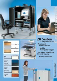 Computermöbel - Conen Produkte GmbH & Co. KG
