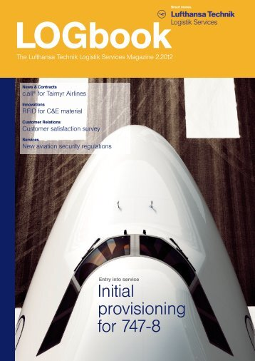 Download - Lufthansa Technik Logistik Services